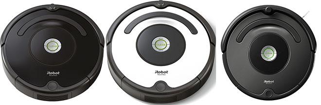irobot-roomba-671-675-676 сравнение