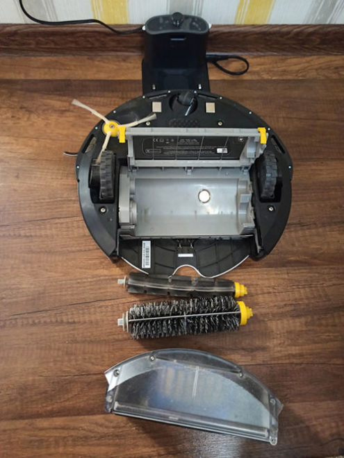 робот пылесос irobot-roomba-675