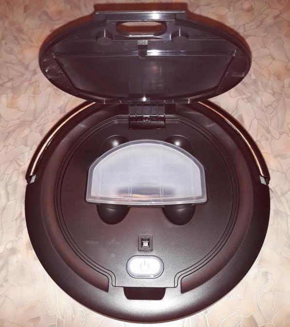 пылесборник робот пылесос redmond rv-r165