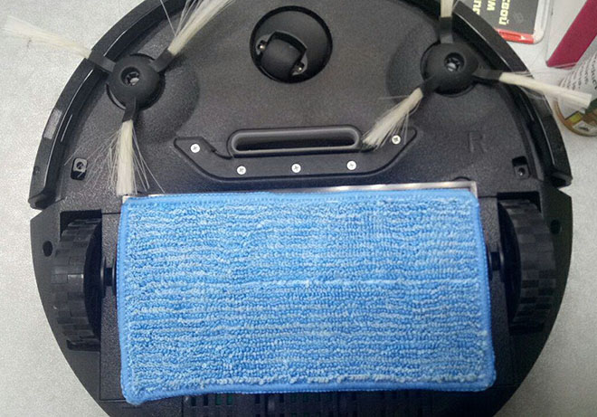 робот пылесос redmond rv-r165 влажная уборка