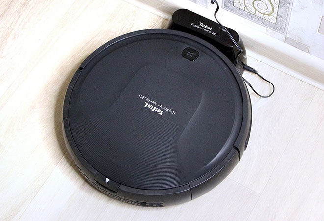 робот пылесос Tefal Smart Force Explorer RG6825WH