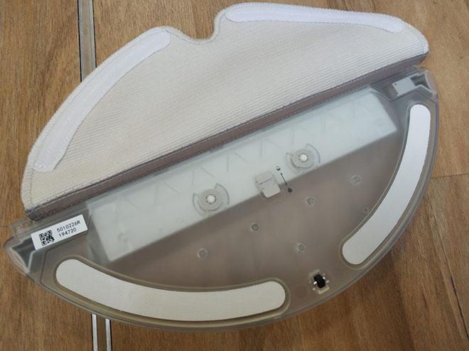 бак для воды робот-пылесос Xiaomi Roborock s6 pure