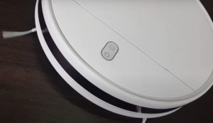 спереди робот пылесос Xiaomi Mijia G1 Sweeping Vacuum Cleaner