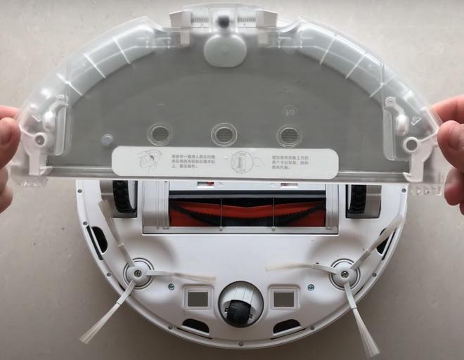микрофибра робот пылесос Xiaomi Mijia G1 Sweeping Vacuum Cleaner