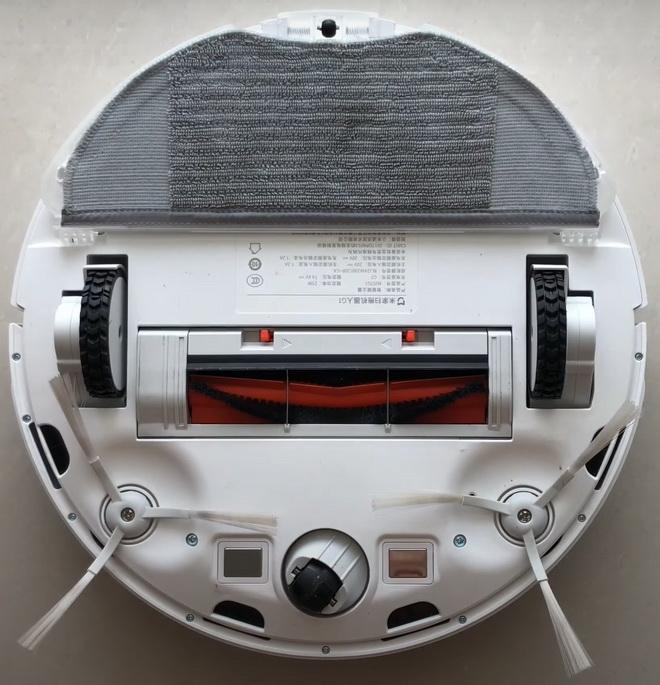 влажная уборка робот пылесос Xiaomi Mijia G1 Sweeping Vacuum Cleaner