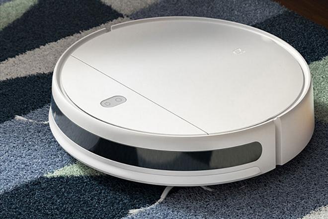 робот пылесос Xiaomi Mijia G1 Sweeping Vacuum Cleaner