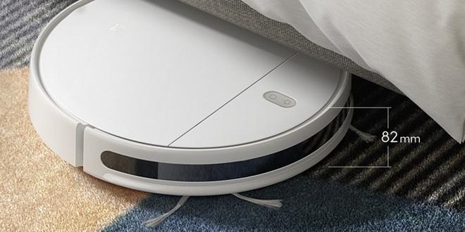 робот пылесос Xiaomi Mijia G1 Vacuum Cleaner