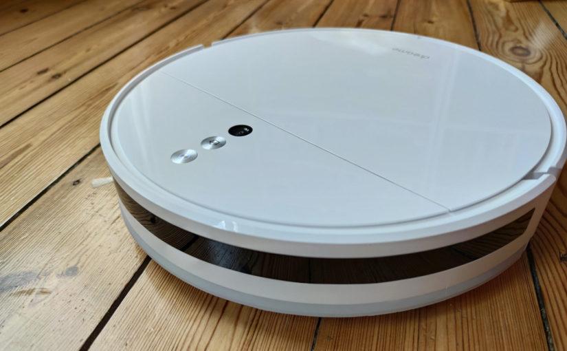 Робот-пылесос Xiaomi Dreame F9 Robot Vacuum-Mop RVS5-WH0 – 1C «на максималках»