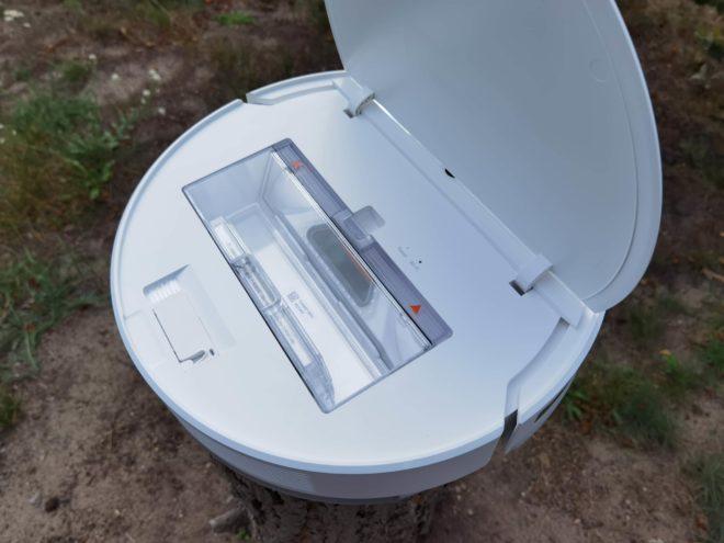 робот пылесос xiaomi_dreame_f9 контейнер для мусора