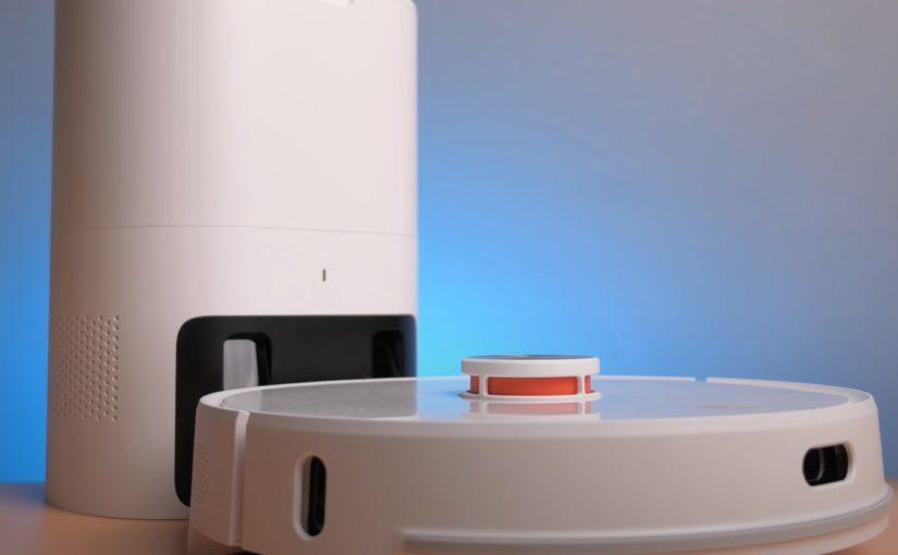 Обзор Xiaomi Lydsto R1 Robot Vacuum Cleaner — второго робота-пылесоса компании с базой самоочистки