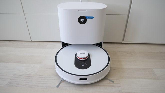 робот пылесос xiaomi-roidmi-eve-plus